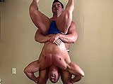 gay porn Brocke Vs Tank Wrestli || See More on Frank Defeo Sites