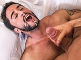 gay porn Bodybuilder Take Big Cock || Robin Sanchez Takes Jordan Fox Big Cock