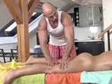 Gay Porn Video from Bigdaddy - Massage-My-Ass-With-Oil-Part-1