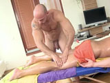 Oiled Up For Anal Pounding - P ||