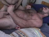 Gay Porn from BearBoxxx - Muscle-Bear-Jackoff