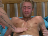 Gay Porn from englishlads - Josh-Gets-His-First-Manhandling