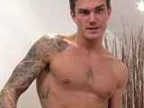 Gay Porn from englishlads - Harvey-Shows-His-Uncut-Cock