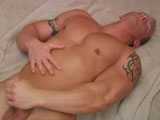 Gay Porn from OnTheHunt - Jay-Mcquay-Solo-2-Part-1