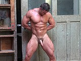 Gay Porn from mission4muscle - Frank-The-Tank-Huge-Hunk