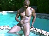 Gay Porn from StrongMen - Jr-Langdon-A-Black-Hunk