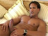 gay porn Marco Duati Straight M || a Sexy Straight Muscle Hunk Jerking Off.