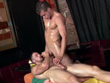Two Dicks One Massage - Part 2 ||