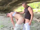 Gay Porn from bigdaddy - Highway-Bridge-Fucking-Part-2