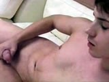 gay porn 18 Yo Twink Amateur Kr || Amateur Twink Kristian Is an 18 Year Old Boy With Beautiful, Angled and Brooding Features. Slowly and Teasingly, He Takes Off His Briefs, Getting Fully Naked for the First Time. His Youthful Body Is All Smooth and Lean but His Cock Is Nice, Pinkish, and Uncut. With Each Stroke, He Escalates the Erotic Pleasure He Is Feeling as He Naughtily Seduces the Camera With His Eyes and the Slow, Rhythmic Writhing of His Body. <br /><br />he Lies Down on His Back, as He Jerks Off Ever More Rapidly...  Until At the End, He Comes, Moaning as His Cock Is Spurting Sperm on His Belly. He Lies There, Naked and Spent, but Continuing to Stroke His Still-hard Cock, Making One Wonder If There Could Possibly Be Another Round Coming Up.