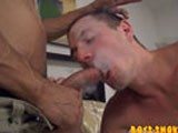 Cock Smoking Blowjob
