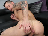 Gay Porn from ChaosMen - Bay-Solo