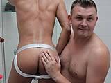 Gay Porn from AmateursDoIt - Tony-And-Jamie-Part-1