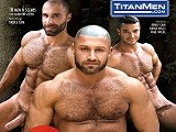 Gay Porn from TitanMen - 3-Ways-The-Best-Ways