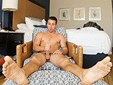 gay porn Feet World Gayhoopla || Check Out Some of Our Studs Feet as They Jerk It.