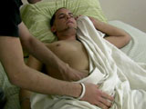 gay porn Yonny Diego - Part 1 || Welcome back to BoyGusher! Today we have Yonny Diego in our bed taking a catnap. Everyone knows that you don't do that around here, but I guess he didn't get that memo.