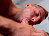 Gayroom 10 Inch Dick Too Big to Load Up That Tight Hole