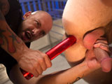 Gay Porn from ClubInfernoDungeon - Long-Arm-Of-The-Law-Scene-2