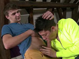 Gay Porn from bigdaddy - Two-Cocks-And-Lots-Of-Anal-Part-1