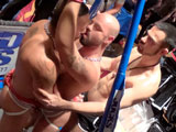 Gay Porn from BoundJocks - Alessio-Rogue-And-Dolan-Wolf