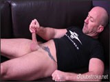 gay porn Blake Has Some Steamy  || Blake Treats Himself While Home Alone