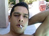 Horse Hung Bobby Hart Chainin Outside While He Jerks Off His Massive Hard Cock! Watch His Cum and See More Extreme Smoke Fetish Porn Now At Boyssmoking - Click Banner for Free Tour and More!