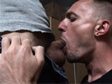 gay porn Cocky Junky Swallows C || Tennessee Is Enthralled by Every New Cock He's Presented With. That Awe and Devotion Is In Full Evidence as the Southern Cock Junkie Devours Dj's Long, Veiny, Uncut Dick With Unbridled Enthusiasm.