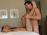 Anonymous Gay Hotel Hookup