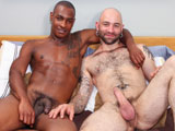 Gay Porn from NextDoorEbony - Sam-Swift-And-Tyson-Tyler