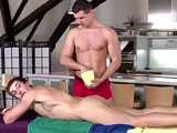 Gay Porn from bigdaddy - Guys-Have-Anal-Sex-On-Film-Part-1