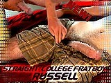 Newt Got In on Seducing Russel After He Passed Out From Playing With the Band All Night and Partying. Who Knew Russel Had Such a Huge Cock and Wait Till You See His Cumshot In the Members Area. Enjoy!