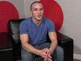 gay porn Jj Masters Shows Off - || Newbie stud JJ Masters is taking it easy in our studio chair today. Does anyone think JJ looks a little bit like Gene Kelly (Google his name)? The  dude with the cute smile, and big arms, is here because there never seems to be enough money.