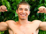 gay porn Hung Muscle Logan || Logan - Hung Muscle Farm Boy Jerks Off Outdoors in Hawaii!