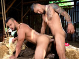 Gay Porn from RagingStallion - Boomer-Banks-And-Tony-Orion
