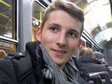 gay porn Czech Hunter 121 || Since I got my crutches people are so helpful. And as it will still take couple of weeks for my leg to fully recover I decided to used this as my little advantage. This day I was sitting in a tram. I did some final Christmas shopping always prepared to meet Mr.Right. When I saw this blond twink sitting just in front of me I started my game. I let my crutches fall down. When I had his attention I told him about my motorcycle accident and voila: all I had to do is offer him 500 crowns to carry my shopping bags home. Once we arrived there I offered him more to show me his dick. He was really worried about my cam. He suffered from the facebook-syndrome and I had to promise him: I won`t post anything there^^ Merry Xmas!