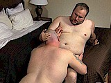 2 Hot Chubby Bears Flip and Fuck Each Others Hot Holes!<br />