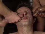 gay porn Hottie Joseph Sucks Ou || Hottie Joseph Jacobs Is a Shy Guy but He Has a Hardcore Side... It Appears When He's Surrounded by Stiff Cocks! Will His Hardcore Side Appear Here? Oh Yes! Watch Him Pleasure Poles With His Mouth and Receive Facial Cumshots Now!