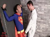 gay porn Superman Gets Ballbust || Superman Walks In on the Evil Dr Kincade, and Tells Him the Gig Is Up.  Dr Kincade Knees Superman In the Balls, Which At First Does Nothing to the Man of Steel, but Then the Evil Dr Pulls a Very Small Piece of Kryptonyte Out of His Box.  It's Not Enough to Take Superman Completely Out, but It Is Enough to Make His Balls Vulnerable... <br/><br/>the Two Struggle and Grapple, but In the End the Evil Doctor Gets the Upper Hand by Continuously Giving Superman Low Blows (stomps, Squeezes, Grabs, Knees... )<br/><br/>dr Kincade Has Plans for Superman, but What Will They Be...