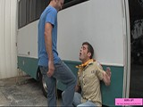 Cameron Kincade Is Upset, Concerned When He Hears That Some Scout Leader Canceled the Camping Trip That Was Supposed to Happen Soon. He Confronts the Delinquent Scout Leader, and Things Escalate Quickly. After Dropping Him With Some Hard Knees and Kicks, He Kicks the Scout Leader In the Balls While He Is Down, Then Drags Him Off to a Warehouse by His Hair...<br /><br />the Scout Leader Finds Himself Chained to a Wall In a Dungeon, Trying to Talk Some Since Into the Irate Parent. Cameron Tells the Scout Leader the Deal. Him and His Friends Are All Swingers. They Had a Crazy Kinky Sex Party Planned for the Weekend of the Camping Trip, and Now They Have to Cancel It Because Their Will Be In Town... Cameron Is Going to Settle the Score by Taking Out His Frustrations on the Scout Leader's Balls...<br /><br />cameron Explains That He Is Into Some Crazy , and Can Easily Get a Good Price for a Set of Recently Removed Testicles... Looks Like Some Big Trouble for the Scout Leader....