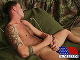 gay porn Emt Dax || His Skin Is Tan, His Blue Eyes Contrasted by the Warm Tones. as He Strokes His Stiffy, He Caresses His Chest and Stomach With the Other Hand. Kneeling, He Eases His Ass Backward and Slides His Fingers Across His Hole, Spreading His Cheeks Ever so Slightly. as He Sits Back, He Begins to Groan While His Body Stiffens. His Cock Sprays a Giant Thick Rope of Cum Over His Shoulder, Splashing Onto the Blanket Behind Him. Several More Gobs of Goo Land on His Chest and Stomach as His Chest Heaves.
