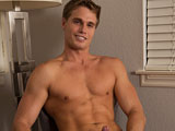 gay porn Art || Sean Cody presents lean hunk Art jerking off