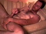 gay porn Chris Workingout || This Guy Showed Up and Works Out. After Some Sweat He Wanted to Stroke His Piece. This Hairy Guy Jerkoff and I Filmed It.<br />