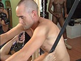 gay porn Extreme Barebackers || With Seven Hot and Dirty, Anal Barebackfucking Men In One Room You Can't Find Footage Anywhere Else That Gets Any Better Than This. If You Want Gritty, Nasty Ass Fucking, Hardcore Throat Fucking, Then This Gangbang Is Your Elixir. Just by Putting a Camera In Front of These Men We Got the Dirtiest, Raw Gangbanging Action, That Is Physically Endurable.