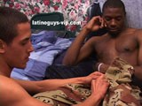 Gay Porn from LatinoGuys - Interracial-Fuckers