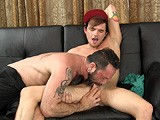 gay porn A060: Linwood's Auditi || 19-year-old Linwood Is a Cyclist and an Aspiring Tattoo Artist. He Thinks He's Just Making Some Extra Cash Jacking Off on Camera, but Today He's Getting a Casting Couch Bonus...the Cum Sucked Out of His Big Dick.