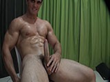 Gay Porn Video from Alainlamas - Boner-Close-Up-N-Cum