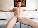 Handsome, Hung Hunter Gage Is Game for Anything, Anything At All. From Shooting Hoops In the Hot Sun to Humping the Bed as a Prelude to Stroking His Big, Hard, Gloriously-uncut Cock, Hunter Intends to Please the Entire Gayhoopla Crowd, Over and Over Again.