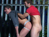 gay sex porn Cruising Part 2 || Cruising French Canadian Gabriel Clark is on the prowl for more anonymous sex, this time at a rest stop. He loves the risk of getting caught. Jace Tyler is the hot stud who gets his tight as drilled by Gabriel's throbbing cock!