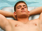 gay porn Beefy Brody || Beefy Brody - College Football Jock Jerks OFF Outside in Hawaii!