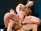 Gay Porn from RagingStallion - Landon-Conrad-And-Adam-Ramzi